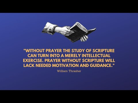 8-19-2021 The Joy Of Scripture