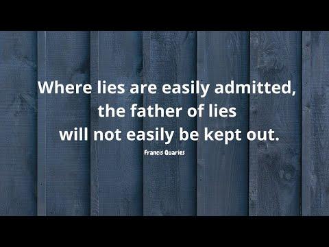 4-19-2021 - A Refuge Of Lies