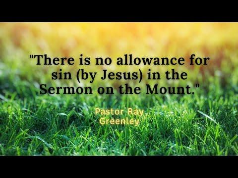5-6-2021 - Let Jesus Speak For Himself
