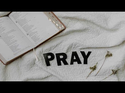 9-17-2021 We Pray With Our Eyes On Jesus
