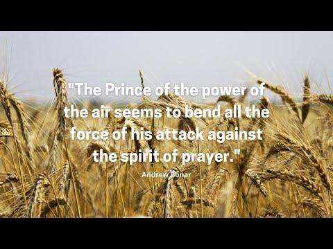 5-21-2021 - A Spirit Of Prayer