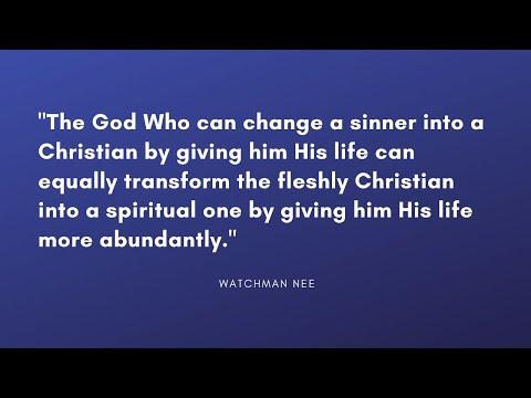 A Thorough Spiritual Overhaul (Colossians 1)