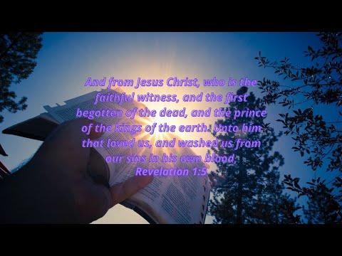 6-15 -2021 Knowing Jesus