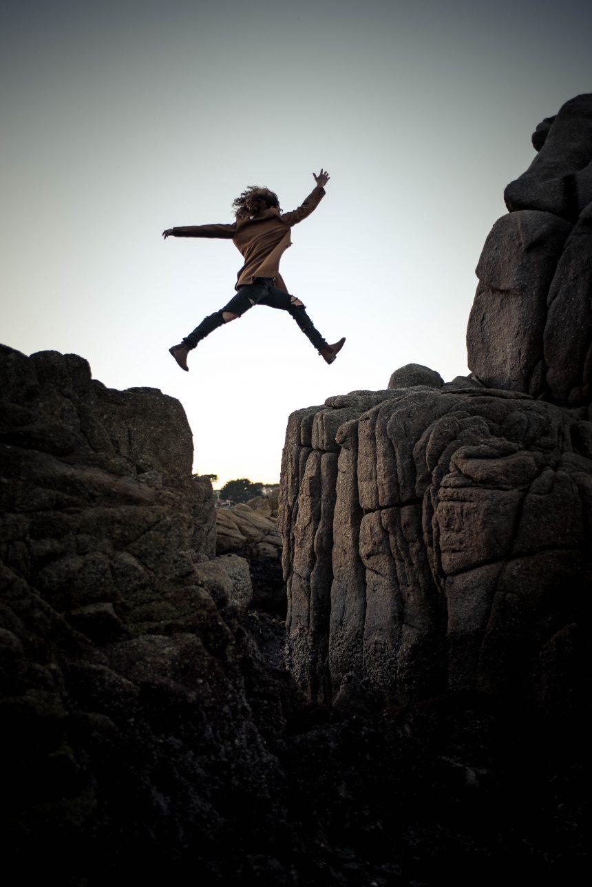 Our Leap of Faith!
