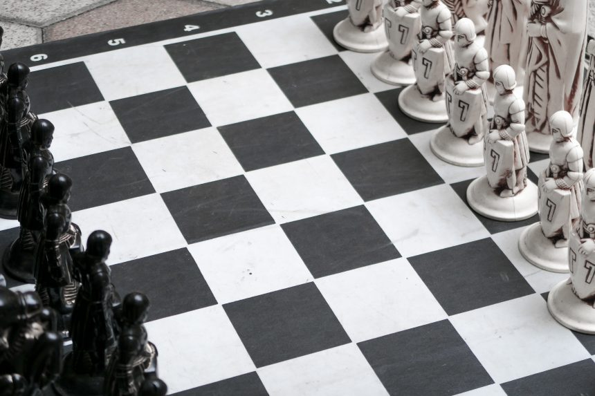 Breaking the Stalemate with God – 2007