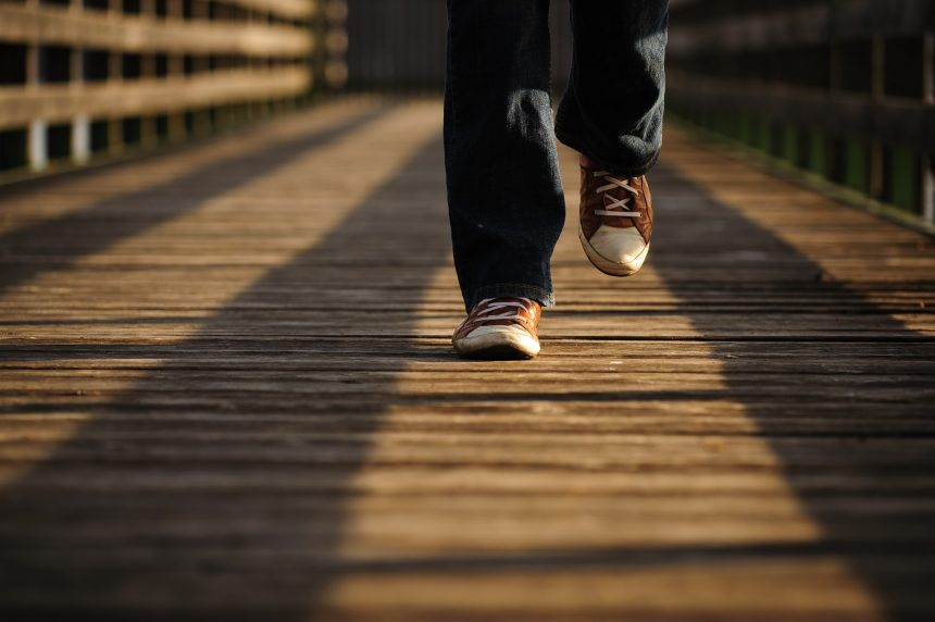 Walking in the Light as a Son