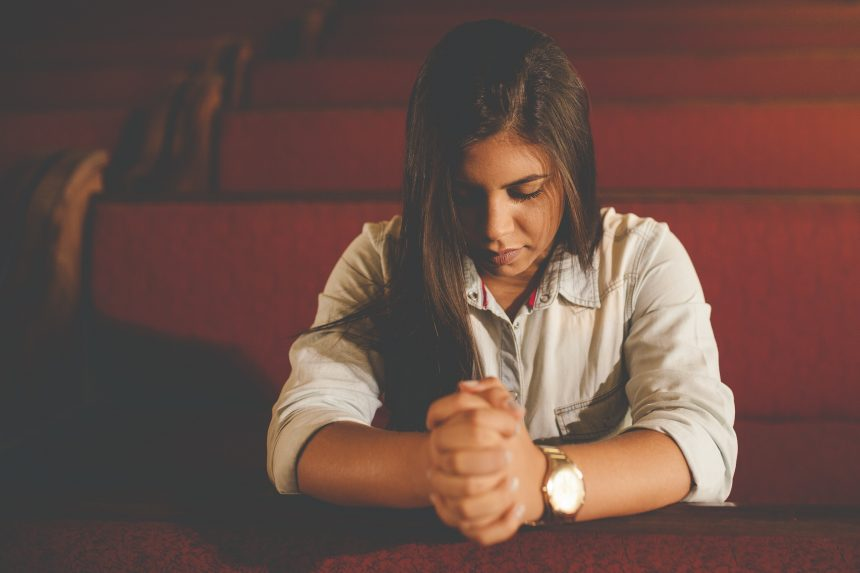 We Must Have Faith From God To Pray