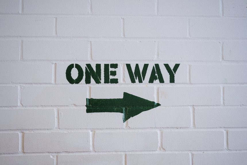 Only One Way Out